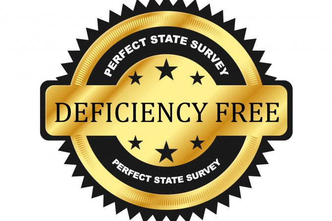 Deficiency-Free State Survey